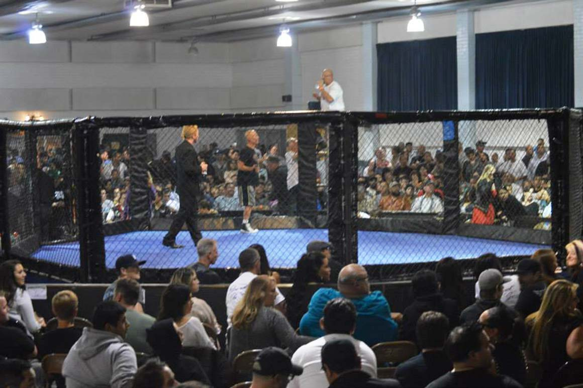 TFA Fights March 21, 2014 Sold Out Crowd Standing Room Only